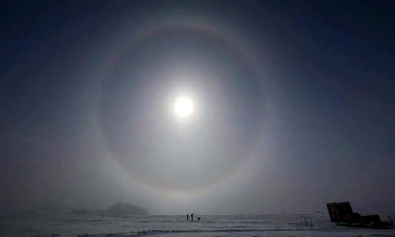 Who is destroying the ozone layer again?