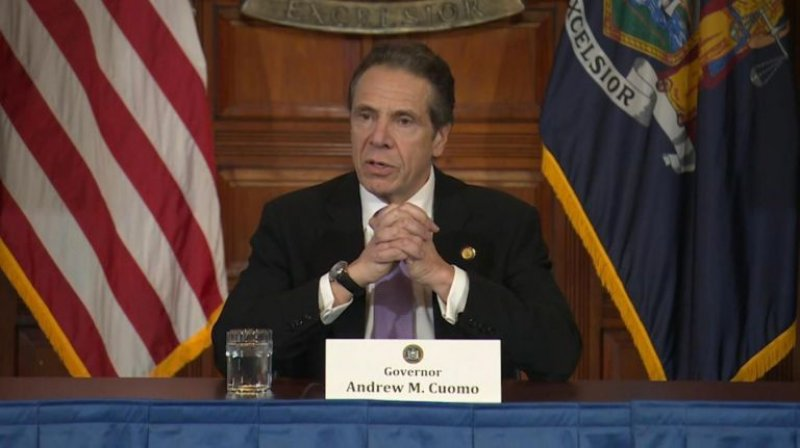 Cuomo: NY coronavirus cases surpass 2,000; Trump sending 'floating hospital' to NYC